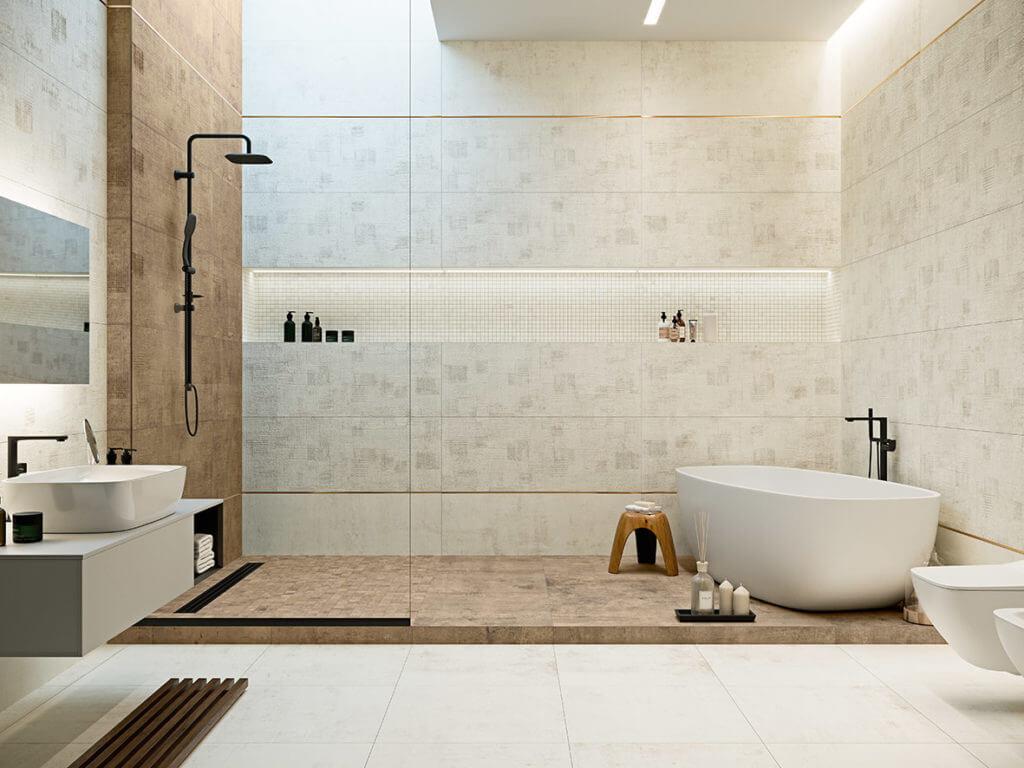 azulejos para cuartos de baño en madrid